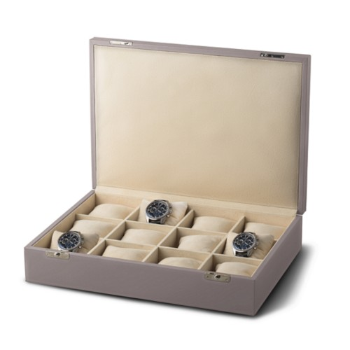 Case for 12 watches