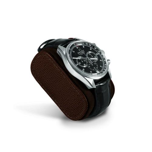Cuscino per orologio singolo da uomo