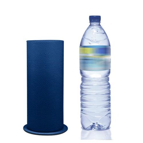 Soporte para botella de agua de plástico