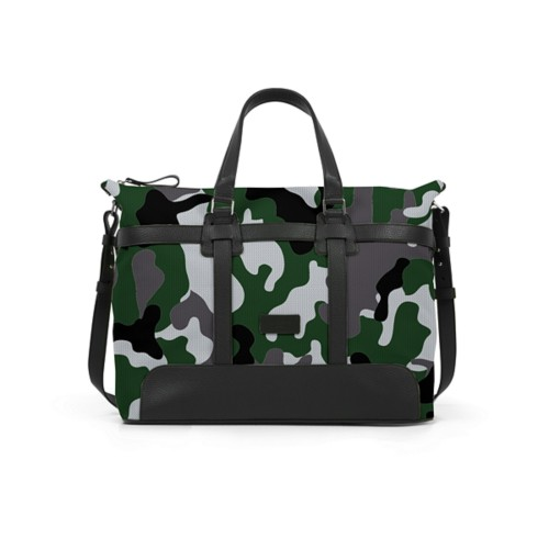 Carry-on bag - Light Green - Camouflage