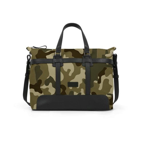 Carry-on bag - Dark Green - Camouflage
