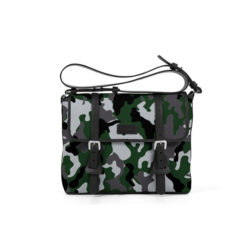 Mailbag - Light Green - Camouflage