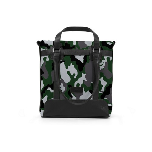 Tote bag - Light Green - Camouflage