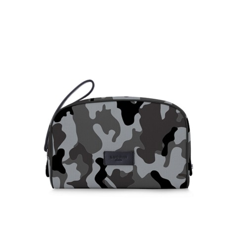 Cosmetic bag - Mouse-Grey - Camouflage