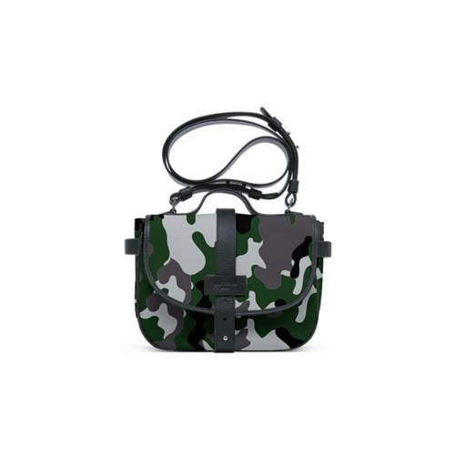 Side bag - Light Green - Camouflage