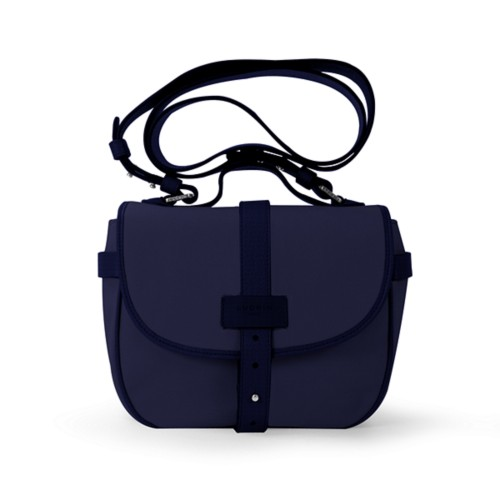 Side bag - Navy Blue - Canvas
