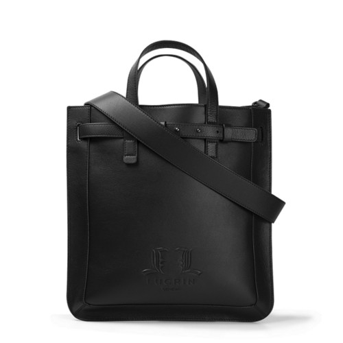 L25 Tote Bag - Limited Edition - Black - Premium Calfskin
