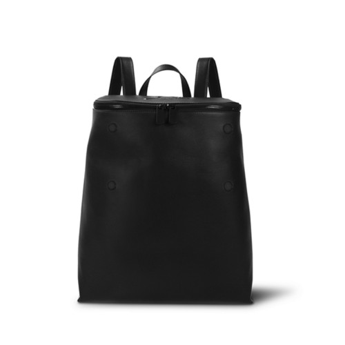 L25 Backpack - Limited Edition - Black - Premium Calfskin