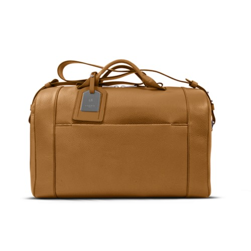 Holdall - Flake - Granulated Leather