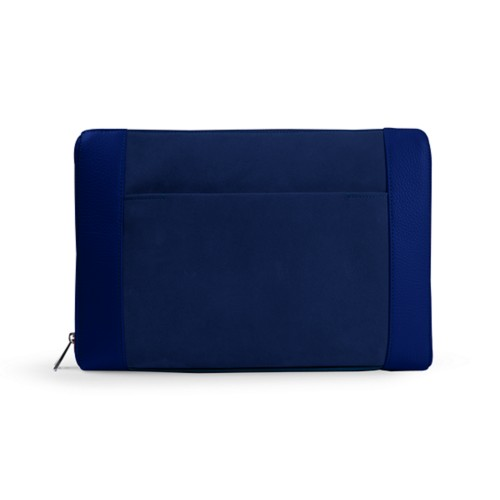 Document case 13 inches - Submarine - Suede Calf