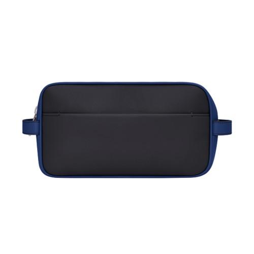 Toiletry - Black-Submarine - Granulated Leather