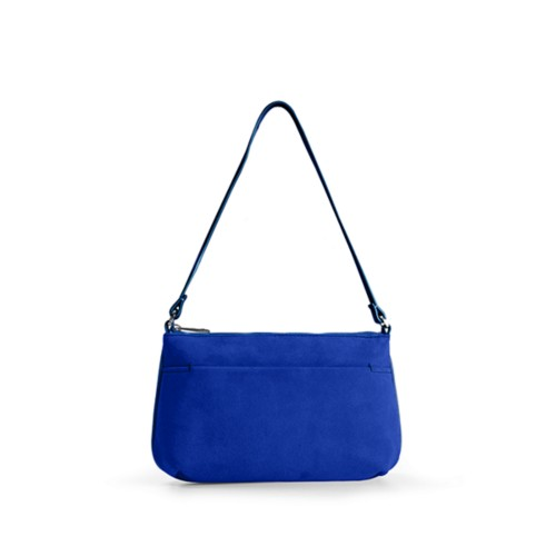 Wristlet - Royal Blue - Suede Calf