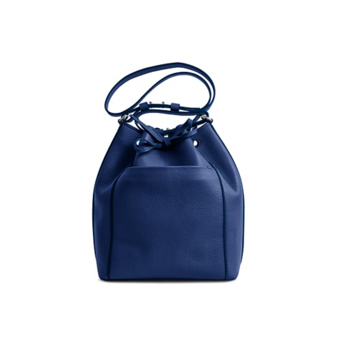 Bucket bag - Submarine - Granulated Leather