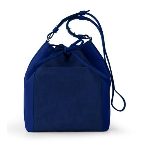 Bucket bag - Submarine - Suede Calf