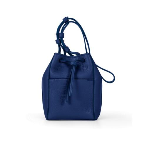 Mini bucket bag - Submarine - Granulated Leather