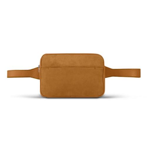 L5 Bum Bag - Natural - Suede Calf