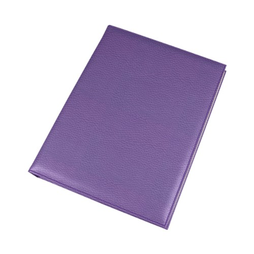 Fotoalbum - 30 vellen (30 x 24 cm) - Lavendel - Korrelig Leer