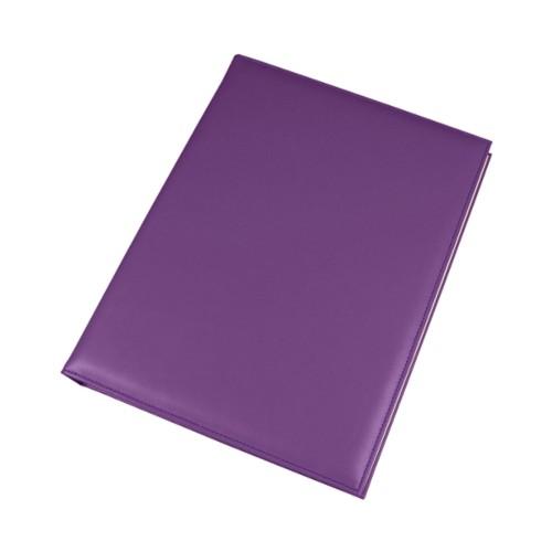 Fotoalbum - 30 vellen (30 x 24 cm) - Lavendel - Soepel Leer