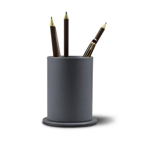 Portabolígrafos redondo