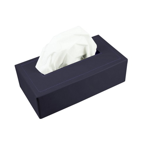 Boîte rectangulaire pour mouchoirs