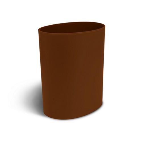 Corbeille à papier ovale