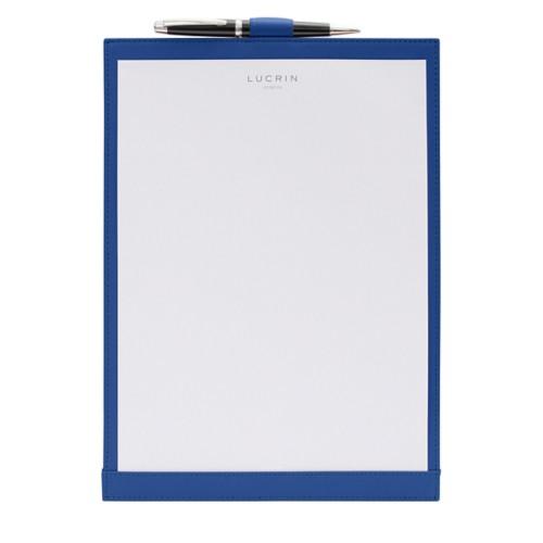 Einfache A4-schreibtischunterlage (31 x 22.5 cm)