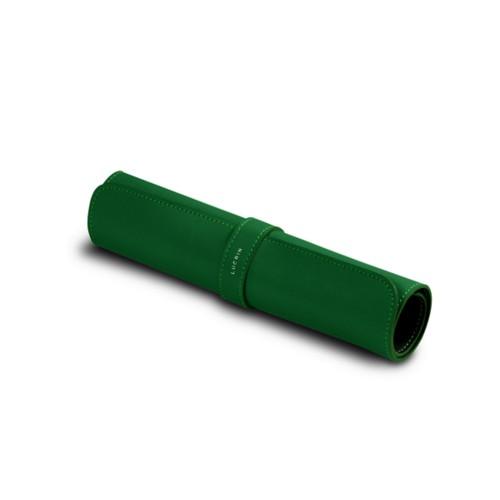 Alfombrilla flexible - Verde claro - Piel Liso