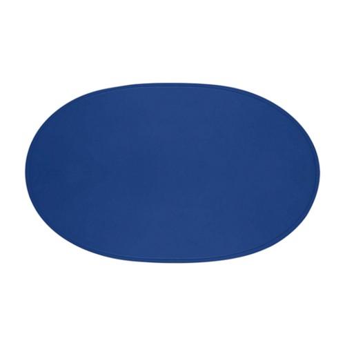 Ovale Schreibtichunterlage 65 x 40 cm