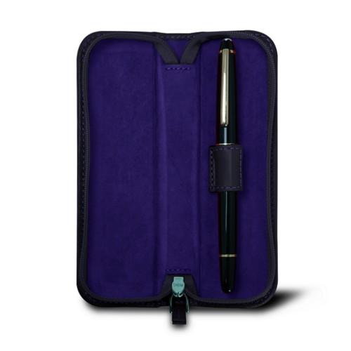 Etui 1 stylo Zippé