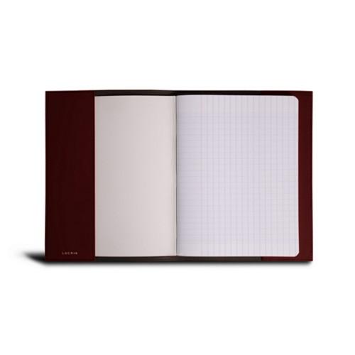 Cubierta para cuaderno A5