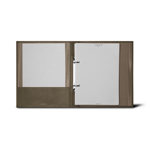 A5 Ring binder - 2 rings (100 sheets)
