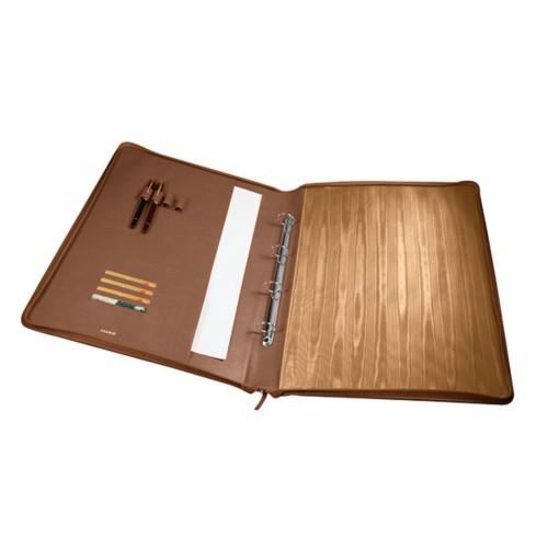 Cartella per documenti A3 con zip