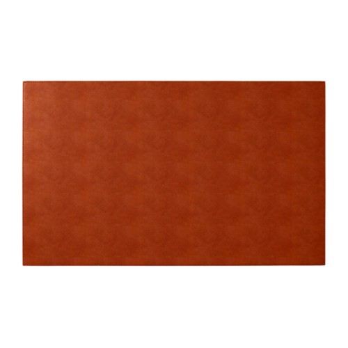 Rigid conference pad (73 x 45 cm) - Tan - Vegetable Tanned Leather