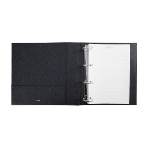 A4 Ring binder - 4 D-shape rings (350 sheets)