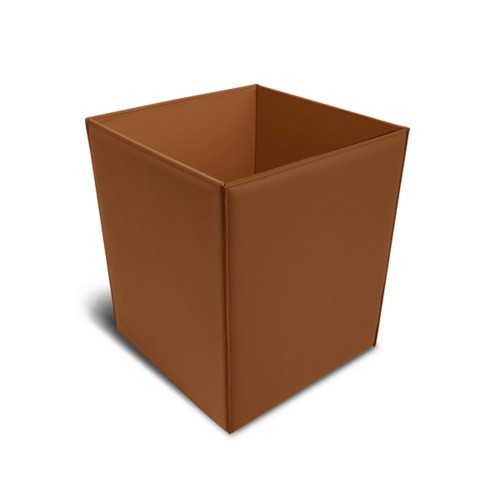 Square Paper Waste Basket