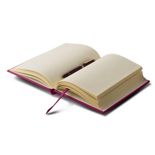 Livre de notes A5 150 pages quadrillées