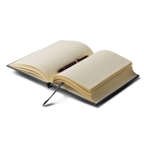 Libro annotazioni A5, 150 pagine a quadretti