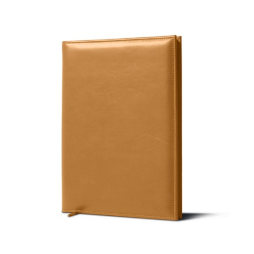Cellar Book - Natural - Smooth Leather