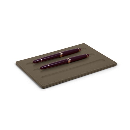 Pen tray-3 pens (7.9 x 5.5 inches)