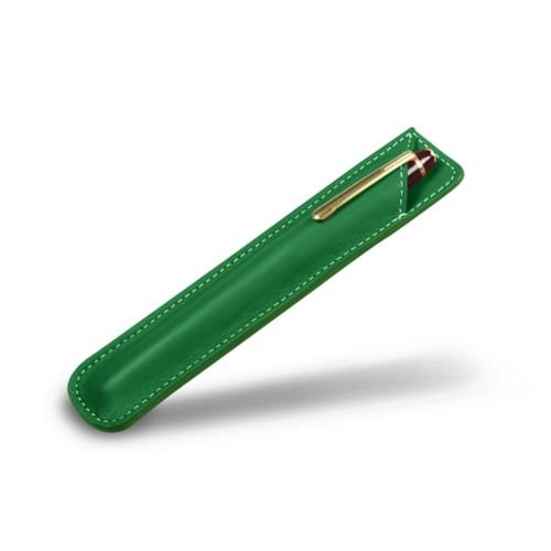 Etui pour un stylo à encoche