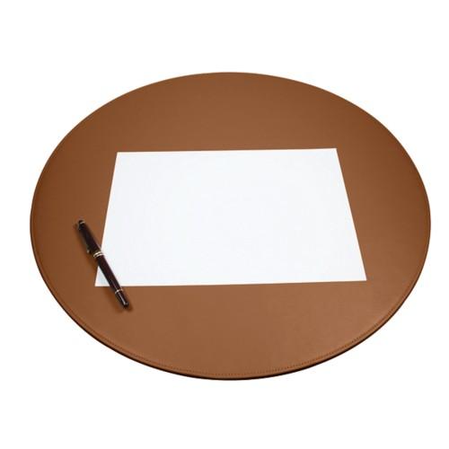 Sous-main rond (Diamètre 50 cm)