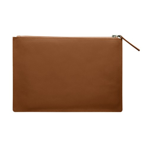 A5 Soft Zipped Bag