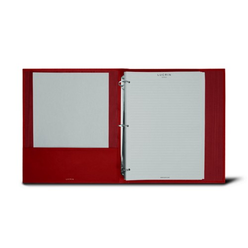 A4 Office Binder - 3 rings (200 sheets)