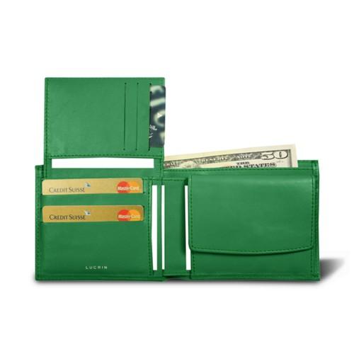 Dreiteiliges Portemonnaie