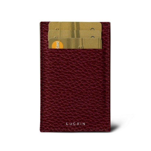 Porta-carte di credito e biglietti da visita