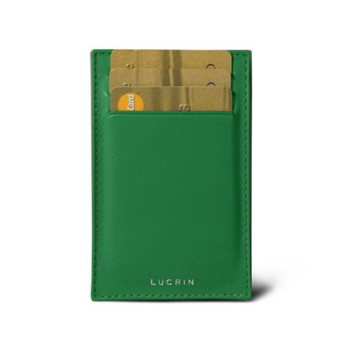 Tarjetero para tarjetas de visita y tarjetas de crédito