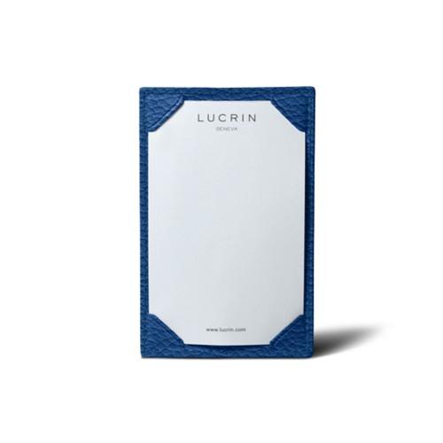 Blocchetto per appunti tascabile (11 x 7 cm)