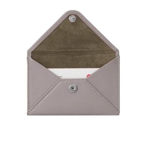 Pochette Plate pour cartes