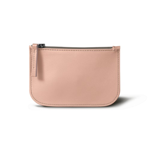 Key pouch - Nude - Smooth Leather