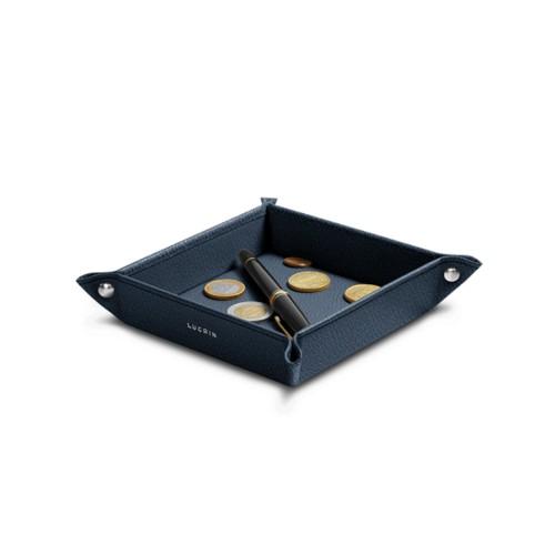 Petit vide poche carré (16 x 16 x 3 cm)